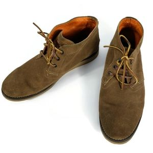 Wolverine brown boots size 12